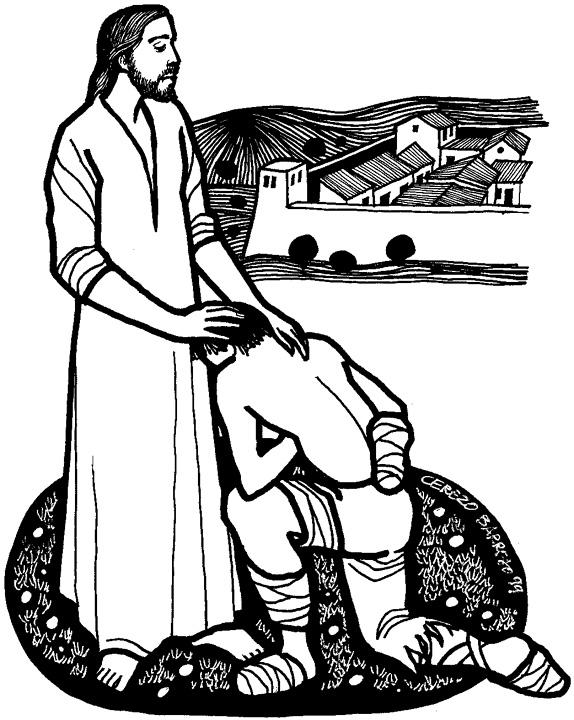 Jézus gyógyit