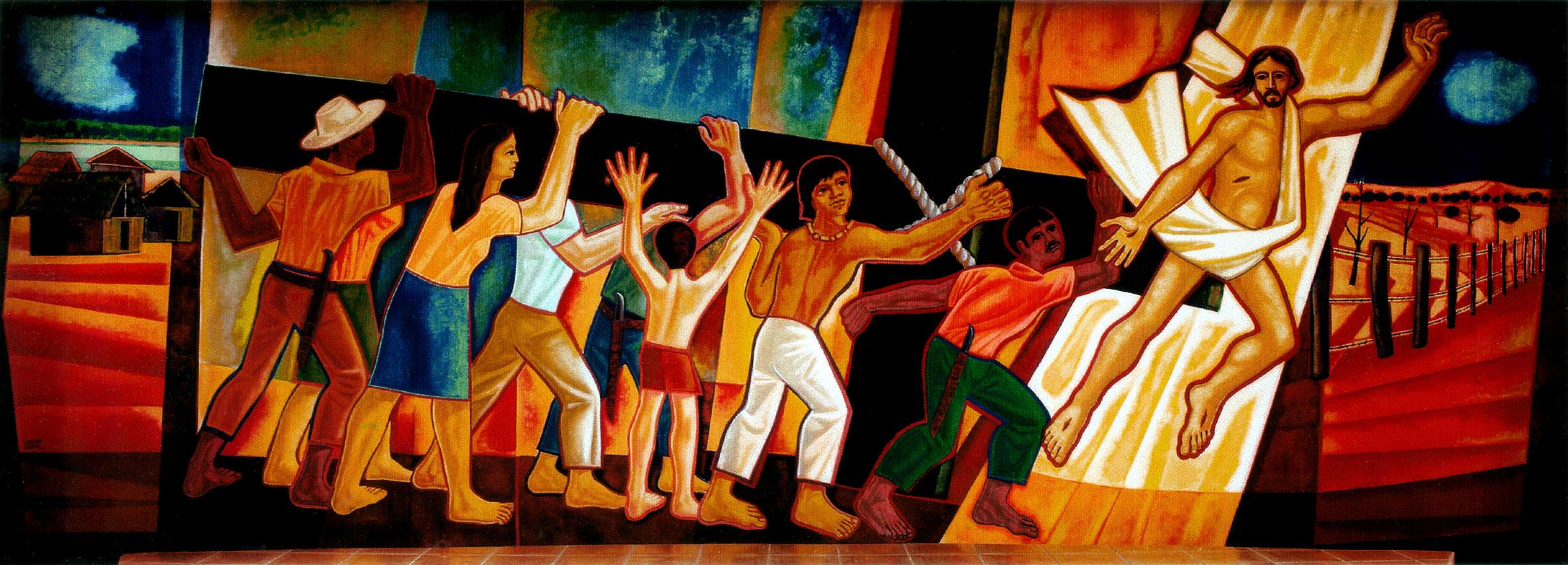 Mural de Cerezo Barredo